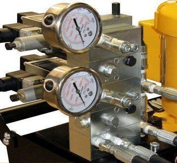 Enerpac Custom Electric Hydraulic Pumps-2