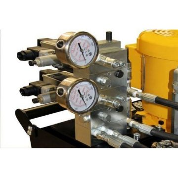 Enerpac Custom Electric Hydraulic Pumps-2