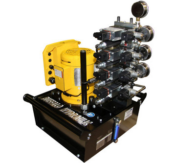 Enerpac Custom Electric Hydraulic Pumps