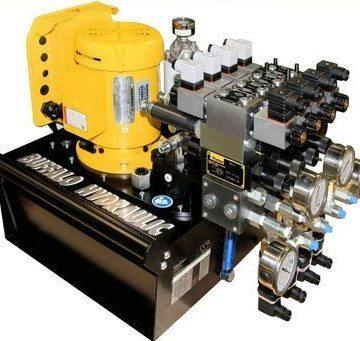 Enerpac Custom Electric Hydraulic Pumps-6