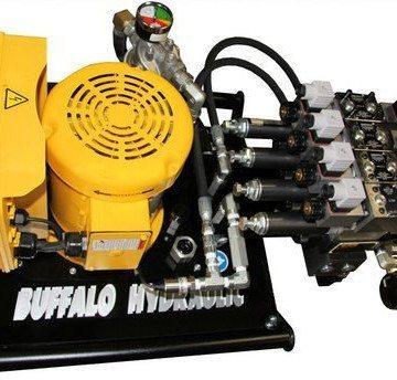Enerpac Custom Electric Hydraulic Pumps-8