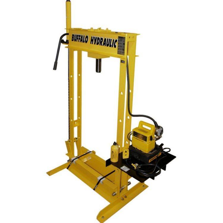 Enerpac Custom H Frame Press Buffalo Hydraulic