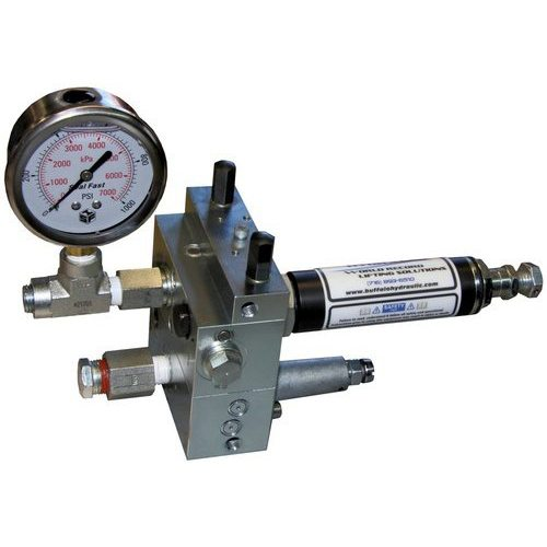 High Pressure Hydraulics : Enerpac custom high pressure hydraulic valves