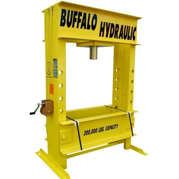 Enerpac Custom Hydraulic Presses