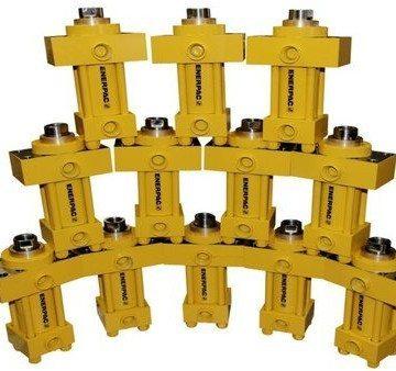 Enerpac Custom Tie Rod Hydraulic Cylinders