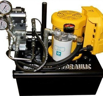 Enerpac Electric Hydraulic Pumps