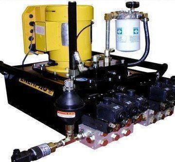 Enerpac Electric Hydraulic Pumps - 2