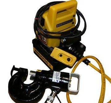 Enerpac Electric Hydraulic Punch Sets