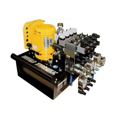 Enerpac Electric Hydraulic Workholding Pumps