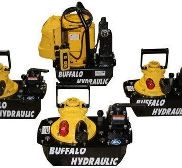 Enerpac High Pressure Air Hydraulic Pumps