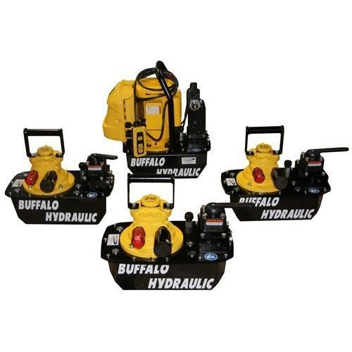 Enerpac Air Hydraulic Pumps ZA- & ZE- Series