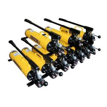 Enerpac High Pressure Hydraulic Hand Pumps
