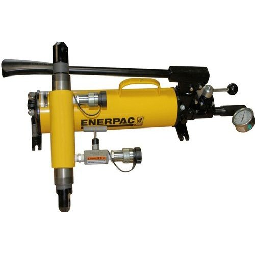 High Pressure Hydraulics : Enerpac high pressure hydraulic hand pumps buffalo