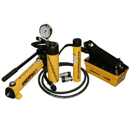 High Pressure Hydraulics : Enerpac high pressure hydraulic hand pumps