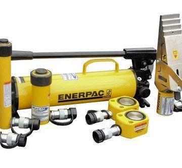 Enerpac High Tonnage Hydraulic Jacking Cylinders
