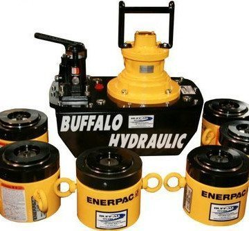Enerpac High Tonnage Hydraulic Jacking Systems - 1