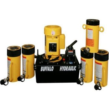 Enerpac High Tonnage Hydraulic Jacking Systems - 3