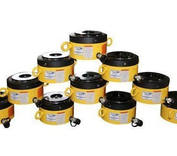 Enerpac High Tonnage Lock Nut Jacking Cylinders