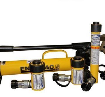 Enerpac Hydraulic Pump & Spreader Set