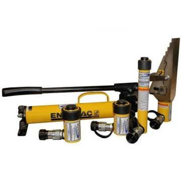 Enerpac Hydraulic Pump & Spreader Set