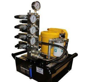 Enerpac Hydraulic Solenoid Valve Assemblies