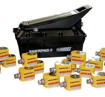 Enerpac Hydraulic Workholding