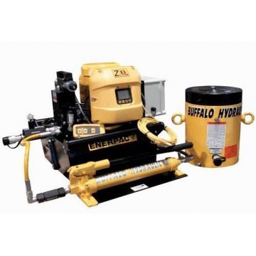 Enerpac PC Based High Tonnage Hydraulic System