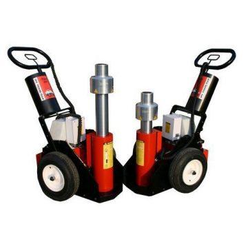 SPX Power Team 115 VAC Hydraulic Railcar Jacks