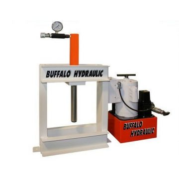 SPX Power Team Custom Electric Hydraulic Press