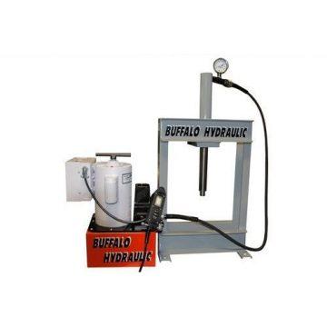 SPX Power Team Custom Electric Hydraulic Press