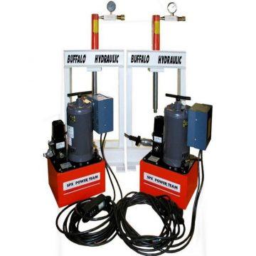 SPX Power Team Custom Electric Hydraulic Presses