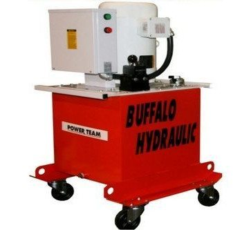 enerpac electric hydraulic pumps buffalo hydraulic. Black Bedroom Furniture Sets. Home Design Ideas