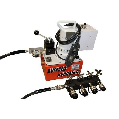 SPX Power Team Electric Hydraulic Pumps