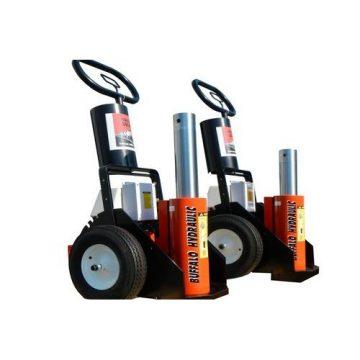 SPX Power Team Electric Hydraulic Railcar Jacks - 1