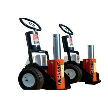SPX Power Team Electric Hydraulic Railcar Jacks