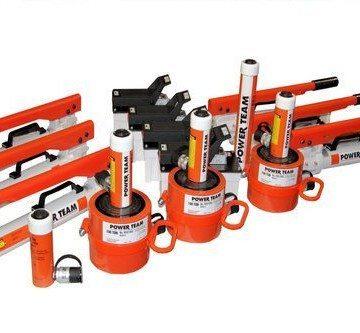 SPX Power Team High Pressure Hydraulic Cylinders - 1