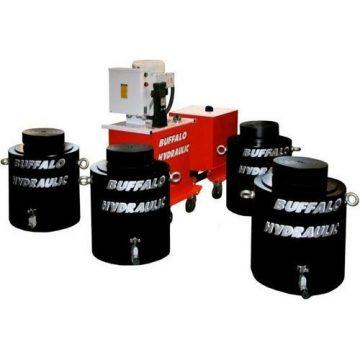 SPX Power Team High Tonnage Hydraulic Jacking System
