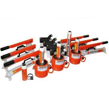 SPX Power Team Hydraulic Jacking Systems-1