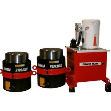 SPX Power Team Hydraulic Jacking Systems