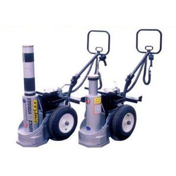 Simplex - Enerpac Electric Hydraulic Railcar Jacks - 1
