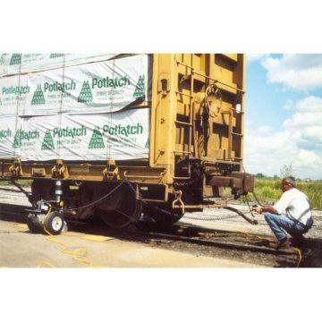 TK Simplex - Buffalo Hydraulic Railcar Jacks