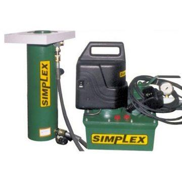 TK Simplex Electric Hydraulic Pumps