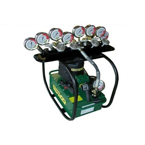 TK Simplex High Pressure Electric Hydraulic Pumps