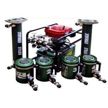 TK Simplex High Pressure Gas Engine Hydraulic Pumps