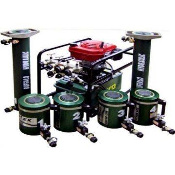 TK Simplex High Tonnage Hydraulic Jacking Systems - 1