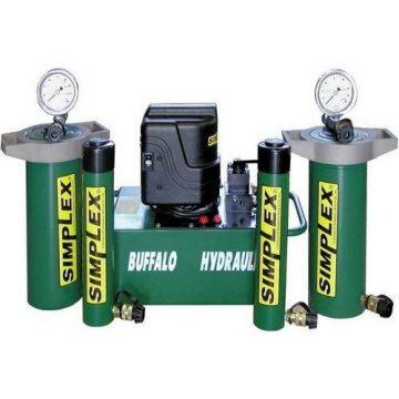 TK Simplex High Tonnage Hydraulic Jacking Systems - 3