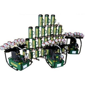 TK Simplex High Tonnage Hydraulic Jacking Systems
