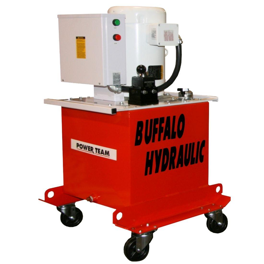 power-team-pe400-series-electric-hydraulic-pumps