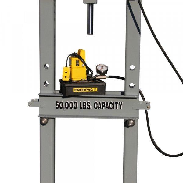 Enerpac Custom Hydraulic Press H Frame Buffalo Hydraulic