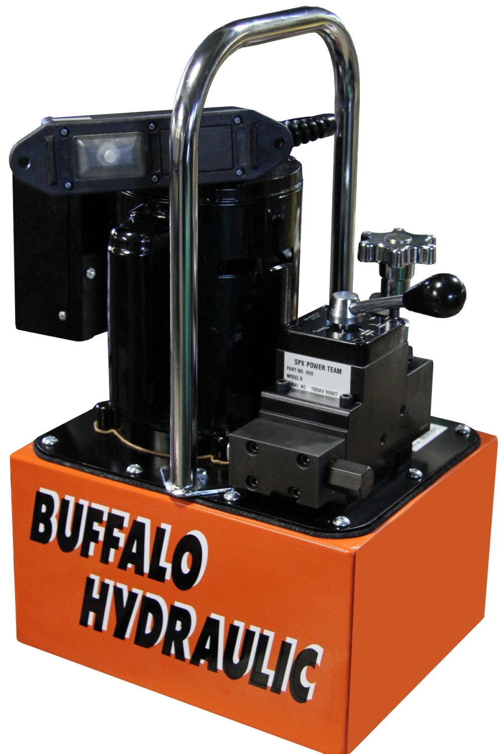 spx power team pe302 custom hydraulic pump buffalo hydraulic. Black Bedroom Furniture Sets. Home Design Ideas